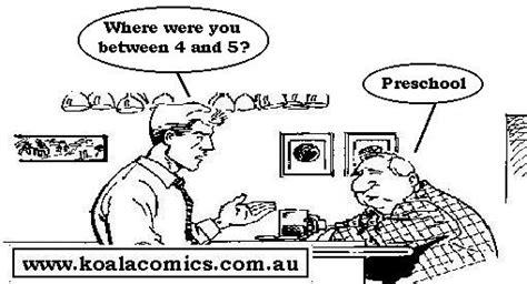 jokes from the captain koala comic book 976 | preschool