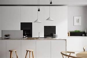40, Minimalist, Kitchens, To, Get, Super, Sleek, Inspiration