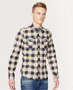 Chemise Homme Slim Fit : chemise slim fit checked homme 78998742 we fashion ~ Nature-et-papiers.com Idées de Décoration