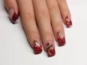 Pics photos christmas nails nail art designs