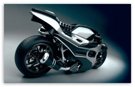 3d Motorcycle 4k Hd Desktop Wallpaper For 4k Ultra Hd Tv