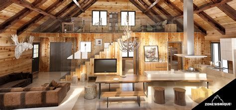 cuisine chalet bois dsigne intrieur studio design gallery best design