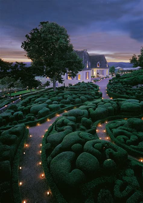 oh by the way the gardens of marqueyssac