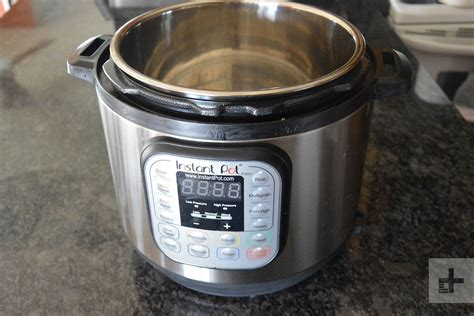 instant pot duo pressure cooker review magic device   digital trends