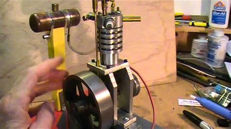 Homemade Ic Engine-part 1 Of 2