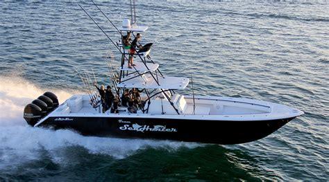 Fast Fishing Boats by Miami Grove Slam Fishtrack