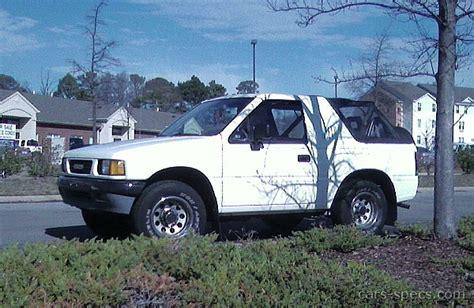 download car manuals 1993 isuzu amigo parental controls 1991 amigo suv cars specs com new and used car specifications pictures prices