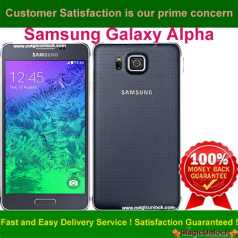 samsung galaxy alpha network unlock code sim network