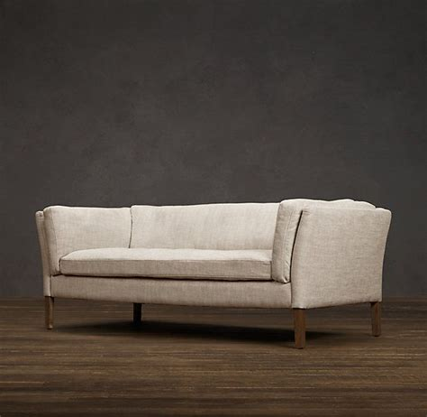 Camelback Slipcovered Sofa Restoration Hardware by 17 Best Images About Sofas On Furniture Grey