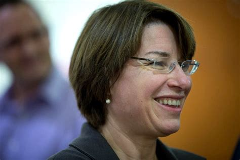 sen amy klobuchar key moments   career mpr news