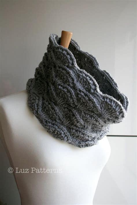 Very Quick Crochet Snood Patterns