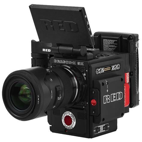 neues  red dragon  brain camera kit und production module