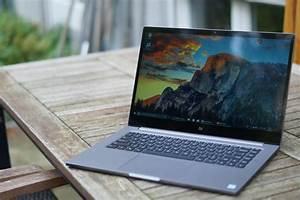 Xiaomi Mi Notebook Pro [Test] - Macbook Pro Killer im ...