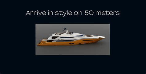 Yacht Yes by 47m 154ft Yes Yachts Superyacht Brokersyes