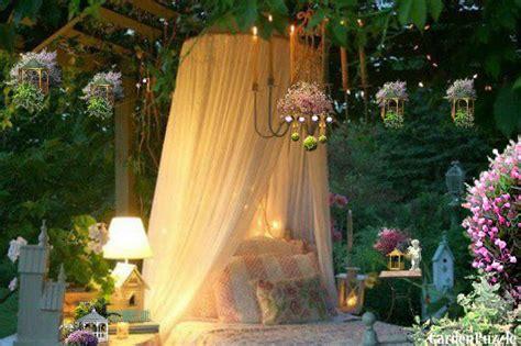 Bedroom In Garden by Outdoor Garden Bedroom Gardenpuzzle Garden