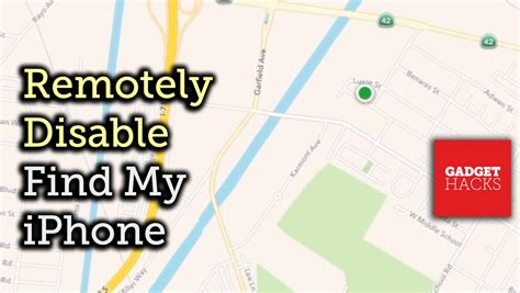 how to disable my iphone remotely disable find my iphone how to