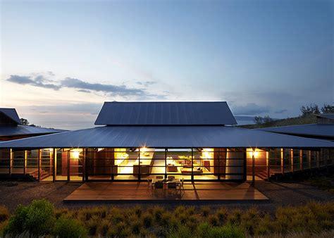 Slaughterhouse Beach House By Olson Kunding Architects