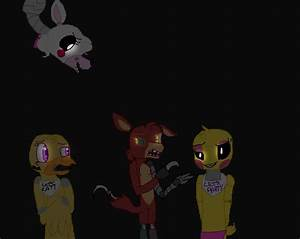 FNaF-Something Borrowed Something New by GirZim88 on ...