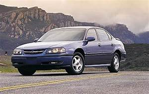 Maintenance Schedule For 2001 Chevrolet Impala