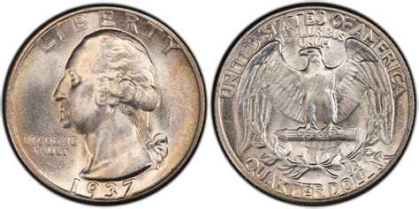 how to tell if a coin is die 1937 25c doubled die obverse regular strike pcgs coinfacts