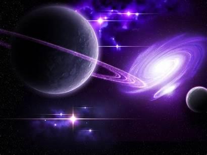 Galaxy Planet Space Rings Planetary Wallpapers Desktop