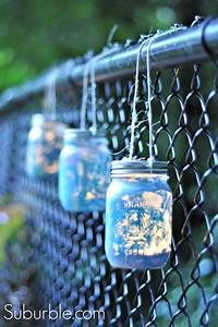 Crafty Kids: DIY Mason Jar Lanterns - Suburble