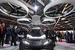 Voiture Volante Airbus : airbus pop up une voiture lectrique volante au salon de gen ve ~ Medecine-chirurgie-esthetiques.com Avis de Voitures