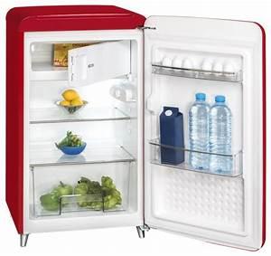 Retro Kühlschrank A : exquisit rks 130 11 a rot retro k hlschrank von norma ansehen ~ Orissabook.com Haus und Dekorationen