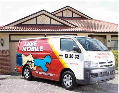 Mobile Lube Service by Car Service Repairs Mobile Mechanics Lube Mobile