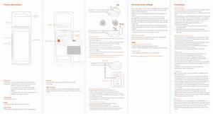 Sunmi Technology V2 T5930 User Manual 04 T5930 Um 20190129