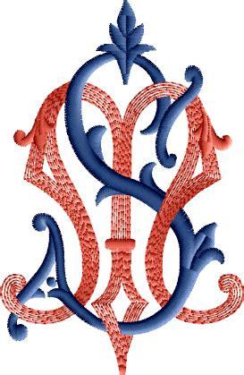 ms monogram
