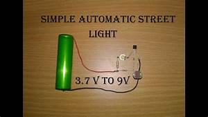 Simple Street Light Controller    Automatic Street Light