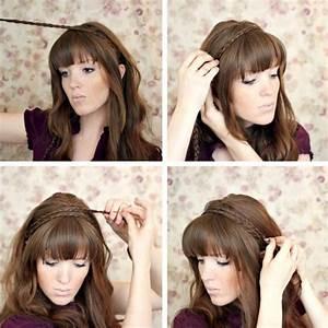 Schnelle Frisuren 15 Einfache Und Schnelle Frisuren Schnelle