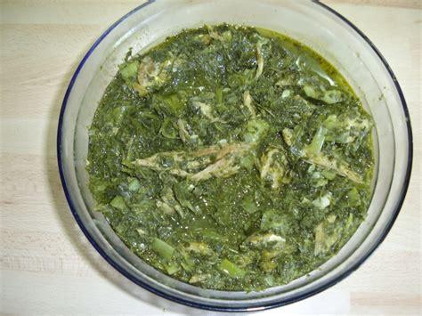 cuisine congolaise recette du pondu