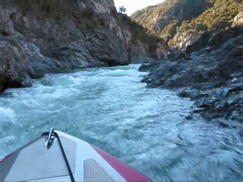 Boating License New Zealand by Jet Boating Waiau River New Zealand Wmv