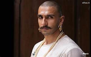 Ranveer Singh New Look In Bajirao Mastani Movies HD Wallpaper