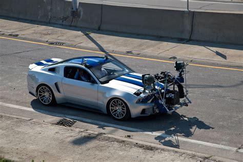 Especial Los Coches De La Película Need For Speed