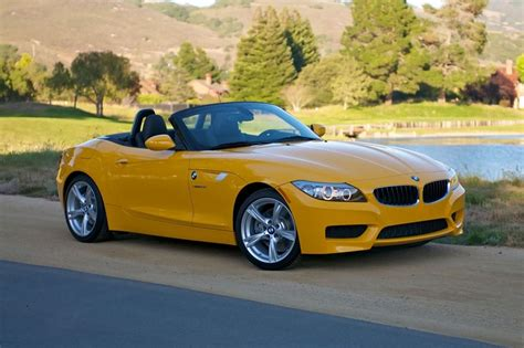 The Evolution Of The Bmw Z4