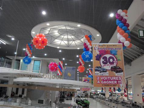 decoration anniversaire 25 ans d 233 coration ballons anniversaire magasin hyper enseigne