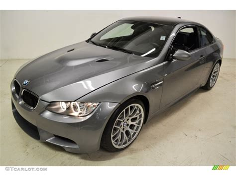 Bmw Space Grey by Space Gray Metallic 2011 Bmw M3 Coupe Exterior Photo