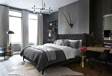 Dark Gray Walls Design Ideas