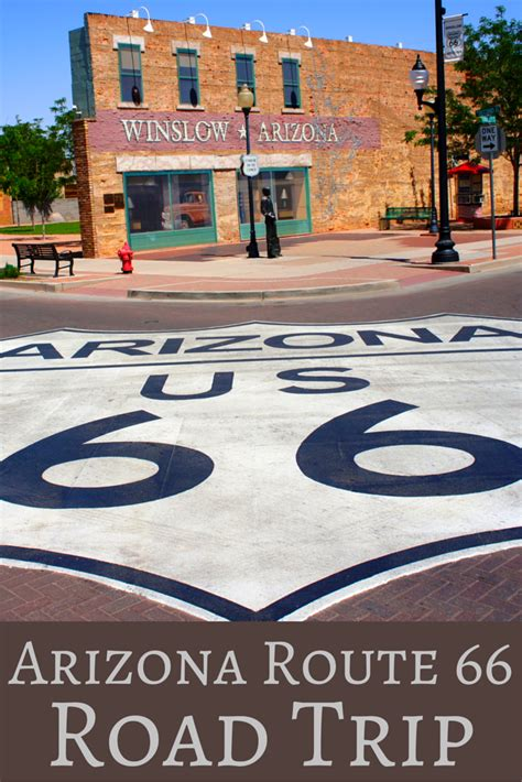 Arizona Route 66 Road Trip Attractions Travel The World