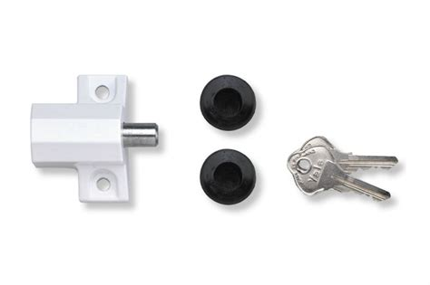Types Of Patio Locks
