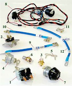 Mf - Switches  U0026 Wiring