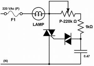 how to test a triac with diode mode With scr circuits
