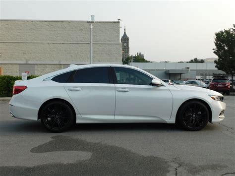 Research, compare, and save listings, or contact sellers directly from 7 2018 accord models nationwide. Pre-Owned 2018 Honda Accord Sedan Sport 2.0T 4dr Car in ...