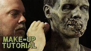 Reusable Zombie Prosthetics Walking Dead / World War Z ...