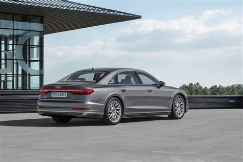 Audi 2019 : 2019 Audi A8 First Look