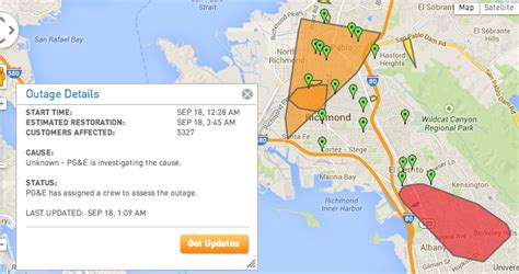 Pg E Outage update pge outage  north berkeley el cerrito 720 x 381 · png