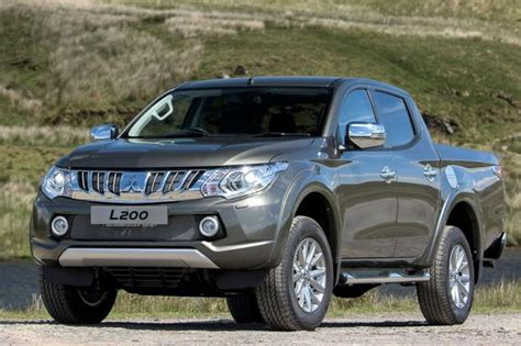 mitsubishi warrior l200 car review 2015 mitsubishi l200 di d warrior tony